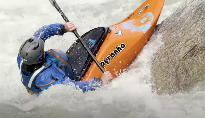 Chris Brain from Pyranha Kayaks walks us through what makes the Ozone so versatile for endless fun on your local run. Check it out!