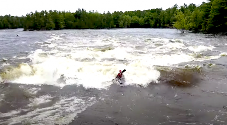 Seth Ashworth is back with another great kayaking tutorial. In this video, he talks about how to drop in on waves as you are going down stream. Some tips and tricks to make it easier and hopefully help you catch more surfs. Check it out!