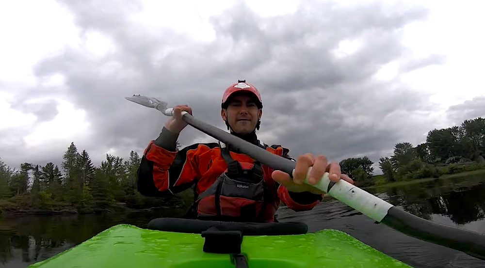 """Ever forgotten to warm up before your paddling session? Now, thanks to Seth Ashworth, you can follow the """"Ultimate"""" warm up to prepare your body for the task ahead, Enjoy!"""